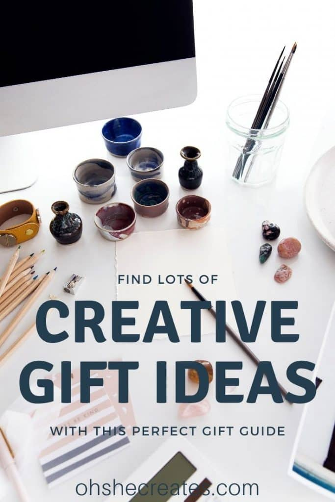 creative gift ideas with this gift guide