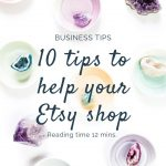 etsy shop ideas with these tips to help your shop success.