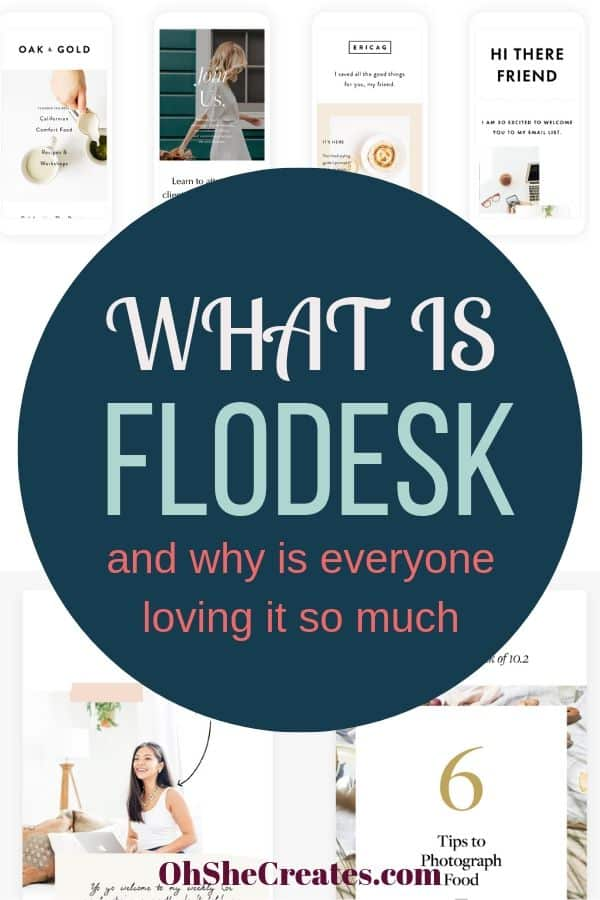 How much is Flodesk? - find out why everyone is moving to Flodesk.