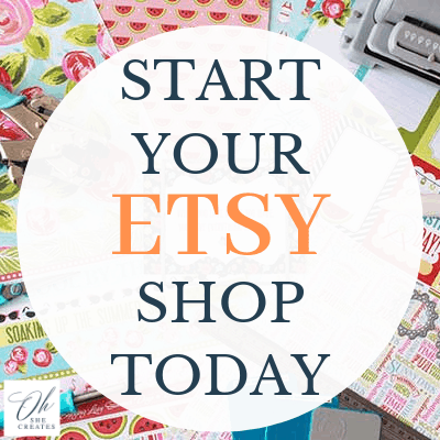 How to start your Etsy shop today