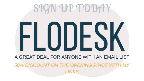 flodesk image for sign up