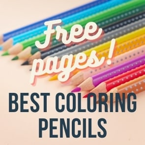 Top 6 Best Colored Pencils for Coloring