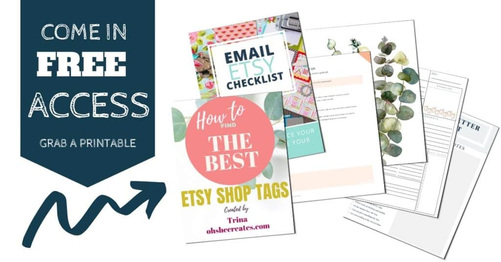 free printables preview page