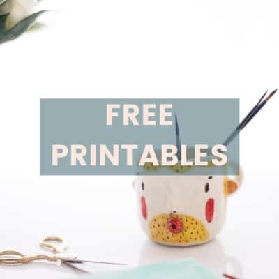 FREE PRINTABLES TEXT ON DESK WITH CUP BACKGROUND