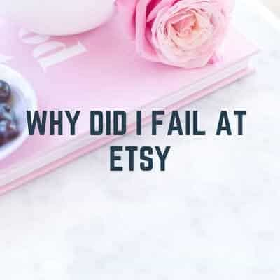 Lots of sellers fail to sell anything on Etsy - view this post to find out some of the reasons why.